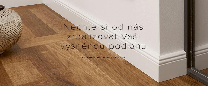 Podlahářství Bohemia - pokládka podlah nejen v Plzni