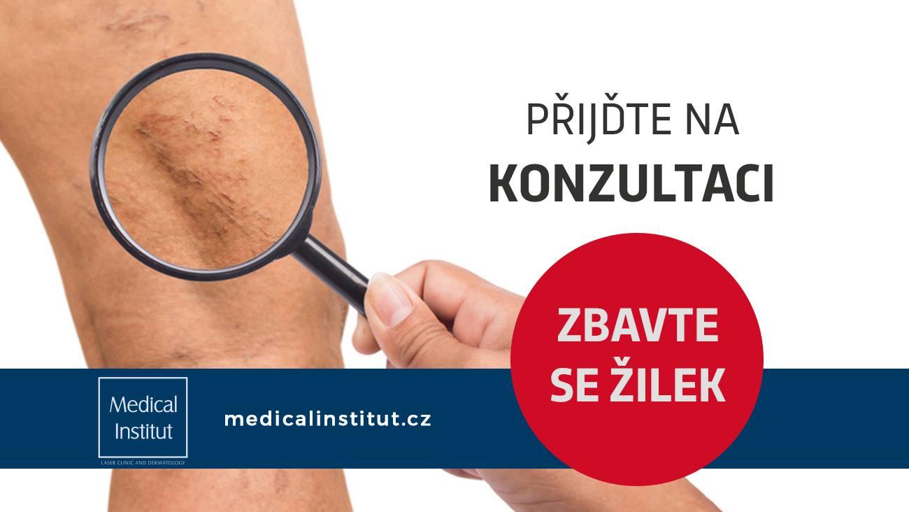 Žilní ambulance - Estetická dermatologie – Medical Institut Plzeň