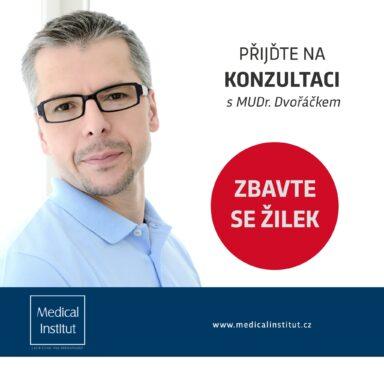 Podzimní akce Medical Institutu Plzeň