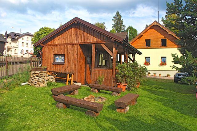 Penzion103 - Železná Ruda - levné ubytování na Šumavě